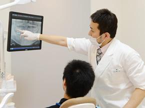「本音で語り合える」歯医者